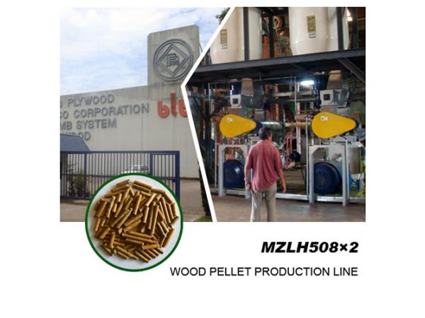 Wood pellet production line manufacturer etw cloud computing