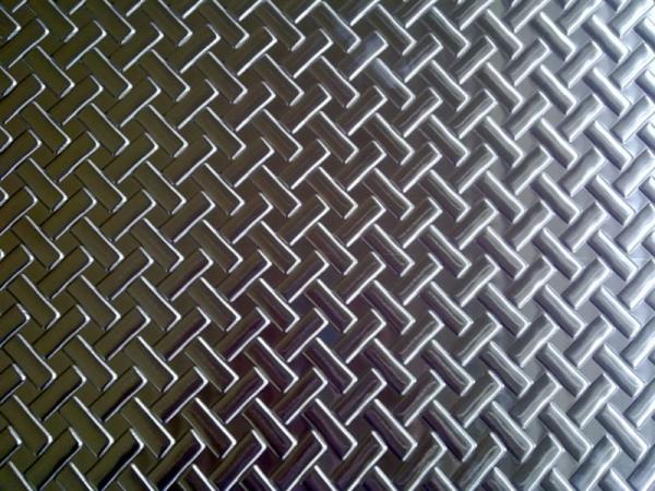 Aluminum Tread Plate Decorative Metal Solar Aluminum